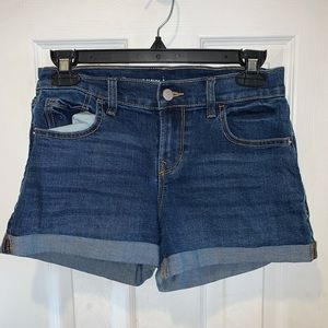 0 Old Navy Boyfriend Jean Shorts